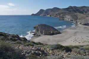 las Playas de Almería en Cabo de Gata