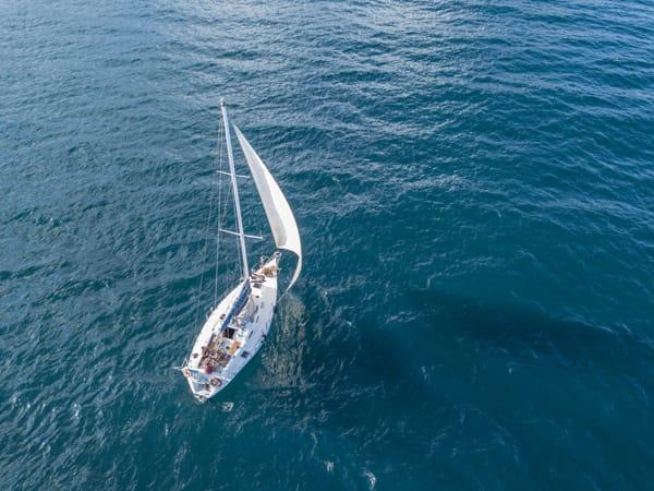 alquiler de veleros en Almería